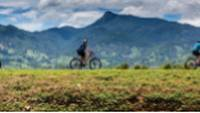 Enjoying the ride on the 'Vietnam by Bike' trip |  <i>Richard I'Anson</i>